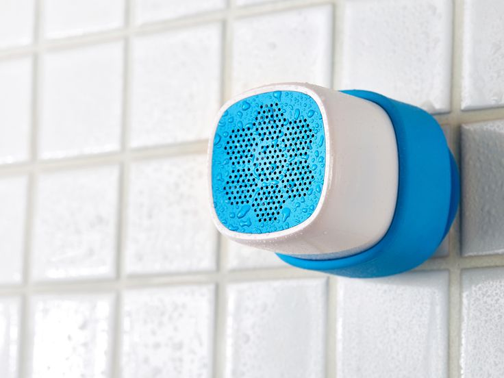 Portable Water Bluetooth Speaker : 2016 IF Design Award