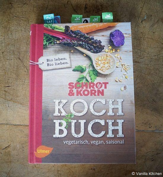 Gekocht aus dem Schrot&Korn-Kochbuch: Spinat-Pfannkuchen