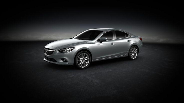 2014 Mazda 6 - Mid Size Cars, Sports Sedan | Mazda USA ~ Our new family member
