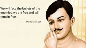 Chandra Shekhar Azad - Indian Revolutionary