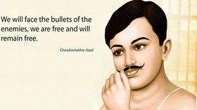 Chandra Shekhar Azad - Indian Revolutionary