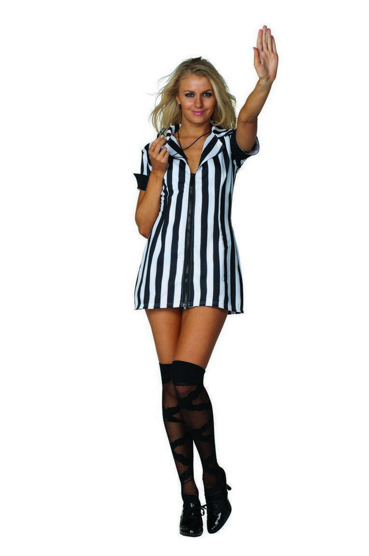 Buy Sexy Referre Womans Costume - Costume-Shop.com - Buy Discount Costumes for Halloween
