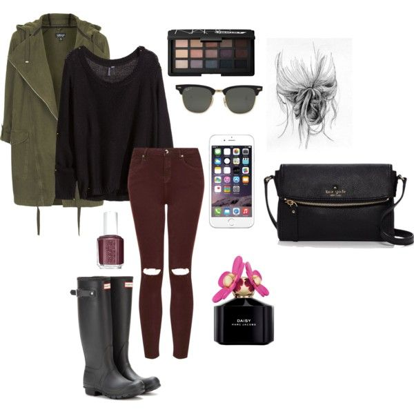 """""""Rain Boots for a Rainy Day"""" by katiebug500 on Polyvore"""