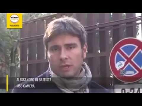 Alessandro Di Battista – Gentiloni Presidente del Consiglio? 1 mese fa circa lo abbiamo denunciato..