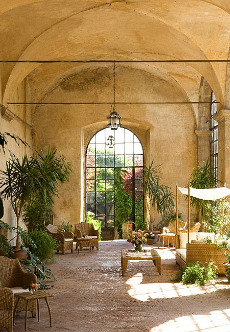 Hotel Torre di Bellosguardo, Florence Italy. A lovely place to stay in Florence. Luscious gardens, too.