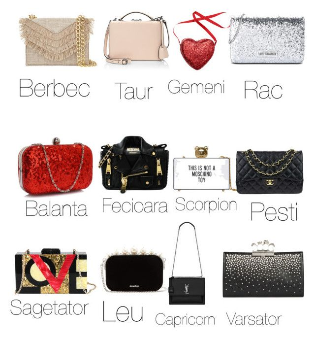 """""""Untitled #8"""" by ivanmadalina22 on Polyvore featuring beauty, Cynthia Rowley, Mark Cross, Love Moschino, Moschino, Chanel, Diophy, Miu Miu, Yves Saint Laurent and Alexander McQueen"""