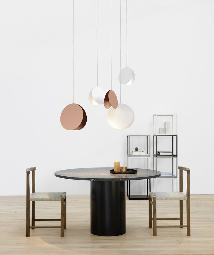 archiproducts:  LT05 NORTH By E15   Design STUDIO BESAU-MARGUERRE http://bit.ly/1qEapR9 NORTH playfully signifies abstract geometry or lunar phases, changing its appearance depending on the viewer's perspective, by @e15_furniture http://bit.ly/1qEapR9