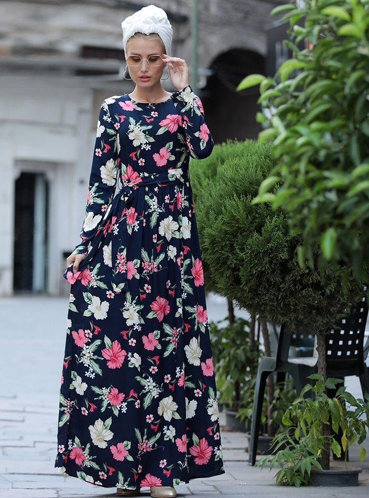 Selma Sarı Design Lacivert Kırmızı Burcu Elbise 89.90 TL  http://alisveris.yesiltopuklar.com/selma-sari-design-lacivert-kirmizi-burcu-elbise.html