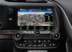 2014 Corvette Reveal - Interior3