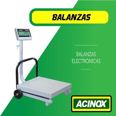 Balanza Electronica