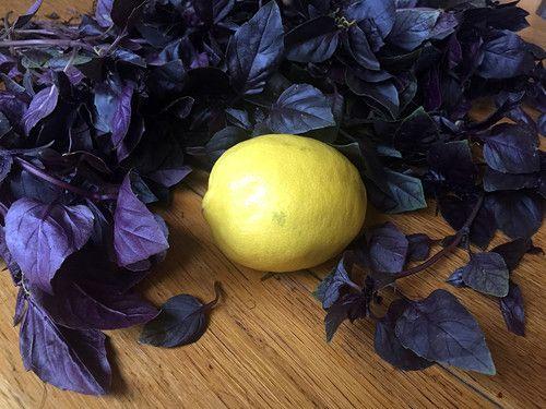 Если среди нашей зеленой зимы вдруг случается неделька настоящего лета, я всегда готовлю базиликовый лимонад - лучший из тех, что мне известны. Собственно, слово…