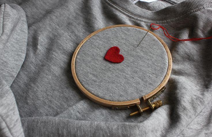 DIY droit au coeur
