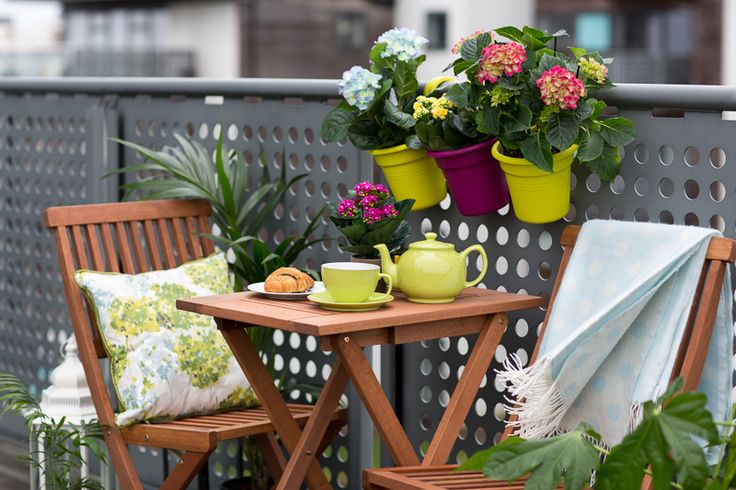 So many people fail to maximize the potential of their balcony space. With the addition of a few key elements it can be transformed into one of the most delightful spaces in your home. #SummerLovin