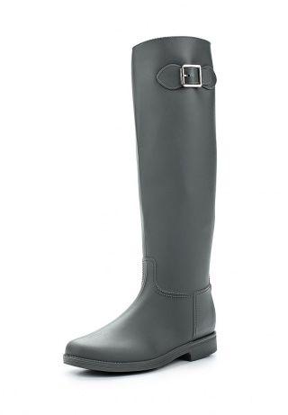 Резиновые сапоги Ideal, цвет: серый. Артикул: ID005AWGKX94