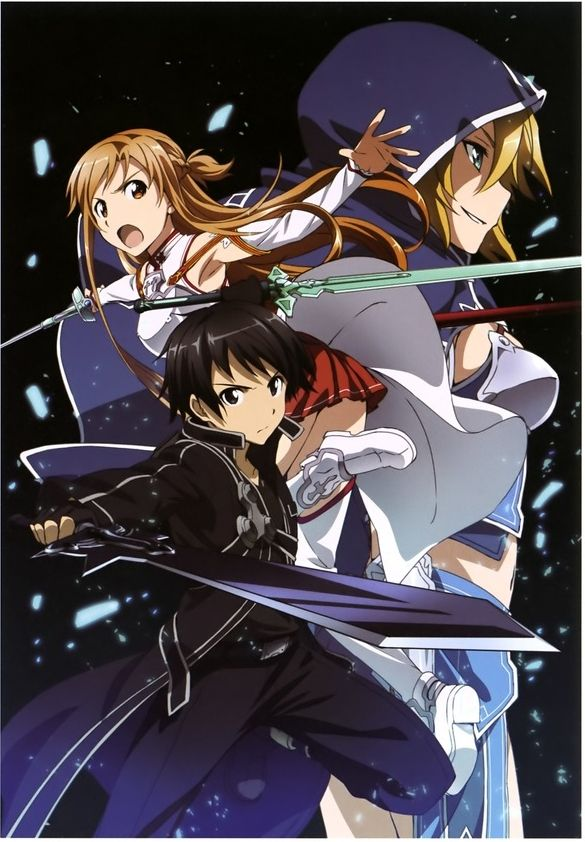 799 Best Images About Sword Art Online On Pinterest