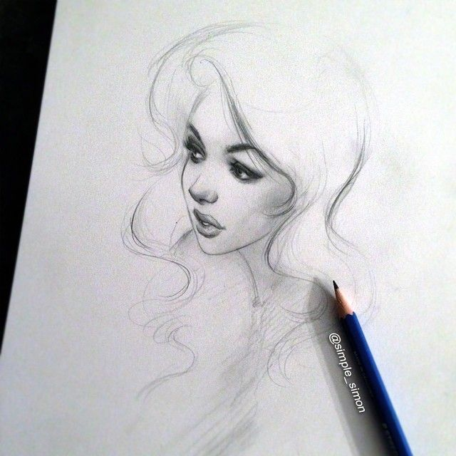 Simon Hayag III @simple_simon Sketch ✏️ Follow ...Instagram photo | Websta (Webstagram)