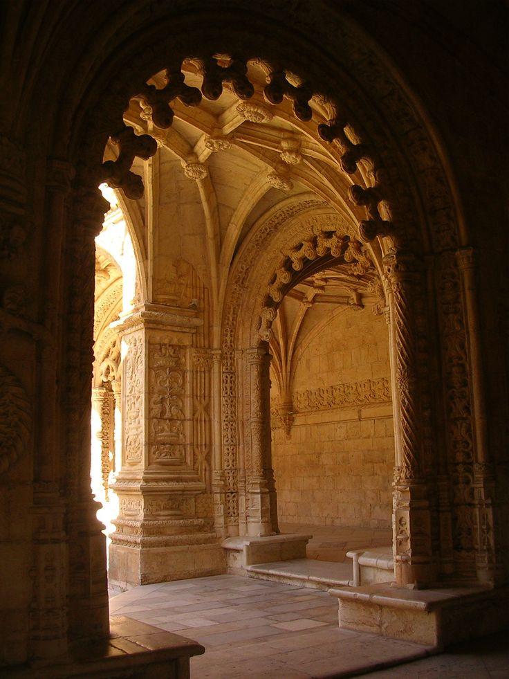 Mosteiro dos Jeronimos (Lisboa)