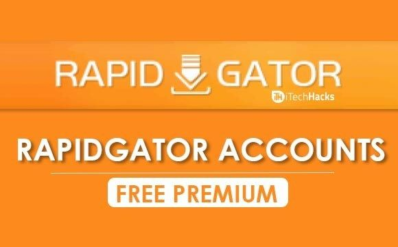 rapidgator premium account passwords
