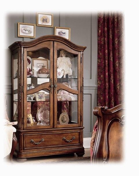Jessica McClintock Heirloom Curio Cabinet. Curio CabinetsBedroom  FurnitureFurniture ...