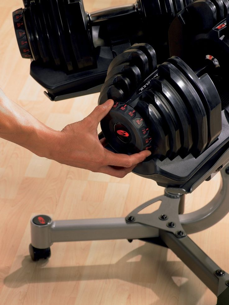 Adjustable Dumbbell: Owning a wall of dumbbells seems a little ridiculous. The people at Bowflex thought so too, so they invented an adjustable dumbbell set! Spin a knob to choose a custom weight to get your grunt on. No more burning unnecessary calories moving extra ...Read More @ http://greateststuffonearth.com/adjustable-dumbbell/