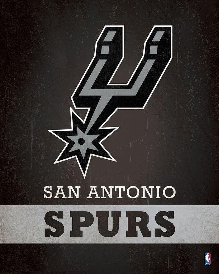 San Antonio Spurs Logo $24.99