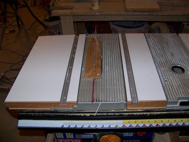 JimD's Extension tables (with miter gauge slots) - Page 2 - BT3Central Forums