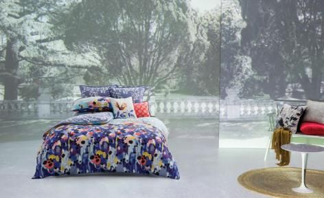 Emery Quilt Cover Set by KAS Australia