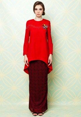 LS FOR JOVIAN - Zurina Baju Kurung