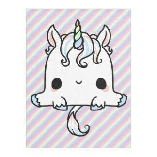 Kawaii unicorn!!!!