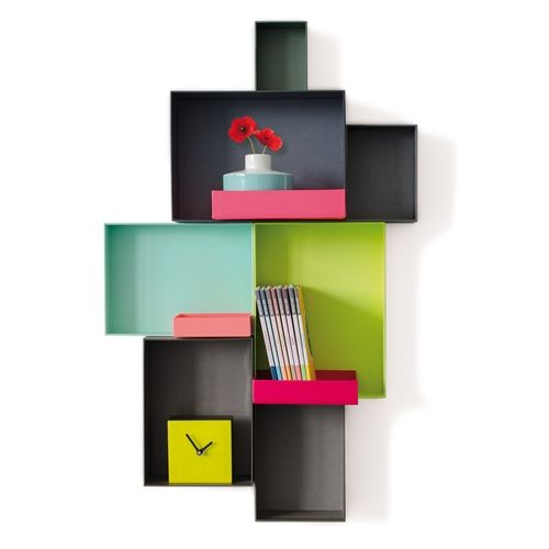 REMEMBER® Pappap Shelf System Kast Modules