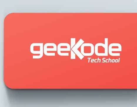 Portfólio atualizado com o projeto no qual criei o nome e logotipo da Escola de Robótica GeeKode - http://lucaspedro.com.br/logotipo-geekode #naming #branding