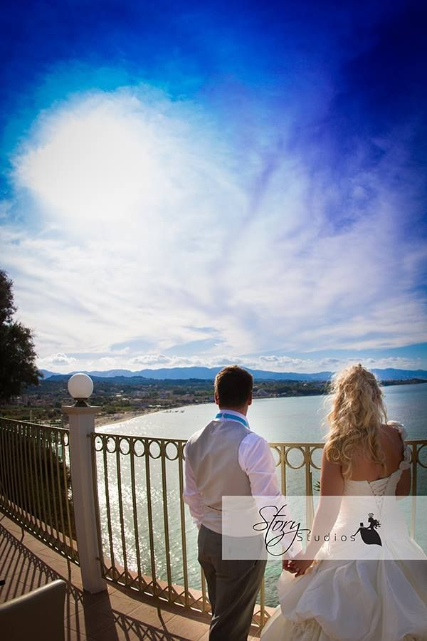 #Weddings on #Cameoisland in #Zakynthos by The Bridal consultant