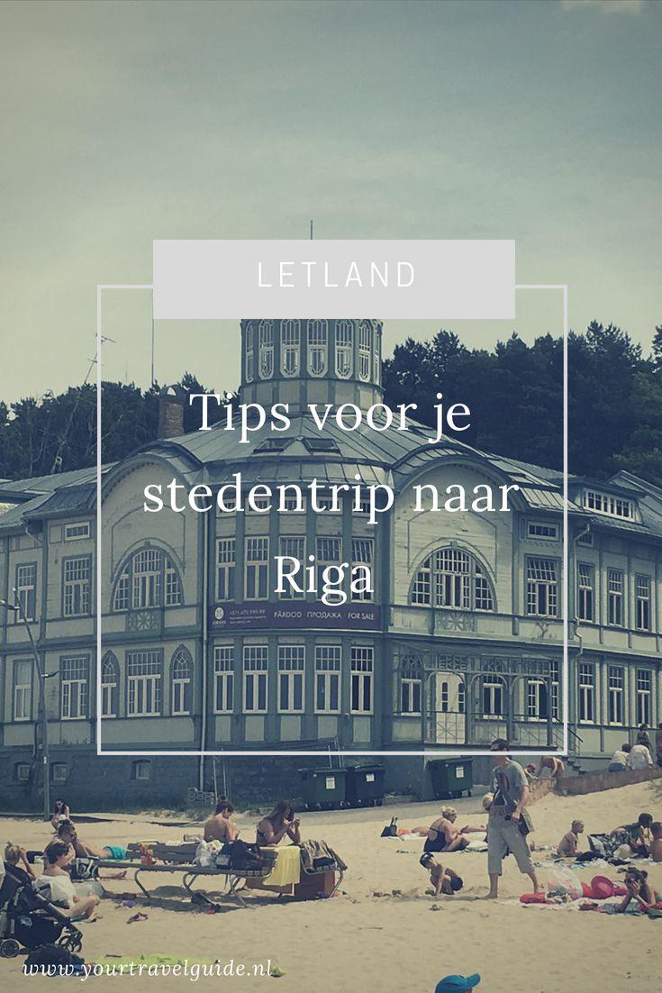Ervaar De Verschillende Gezichten Van Riga Tijdens Je Citytrip Riga Reizen Door Europa En Cultuur Reizen