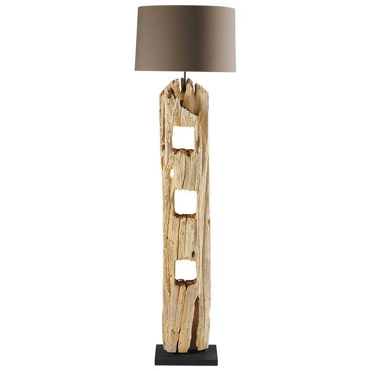 Lovely Stehlampe aus Holz H cm ALPAGES Jetzt bestellen unter https moebel
