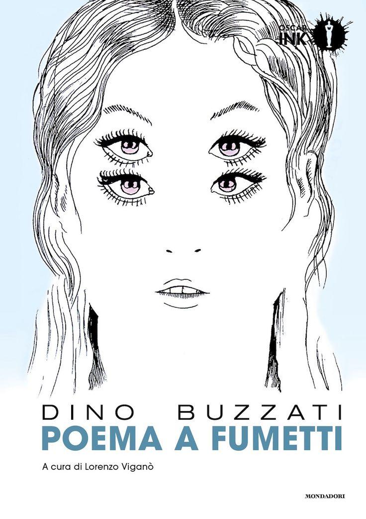 A 17 anni dall'ultima edizione, Mondadori riedita per l'etichetta Oscar Ink Poema a fumetti di Dino Buzzati, in cui lo scrittore italiano reinterpretaper immagini il mito di Orfeo ed Euridicein...