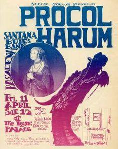 Procol Harum, Santana Blues Band