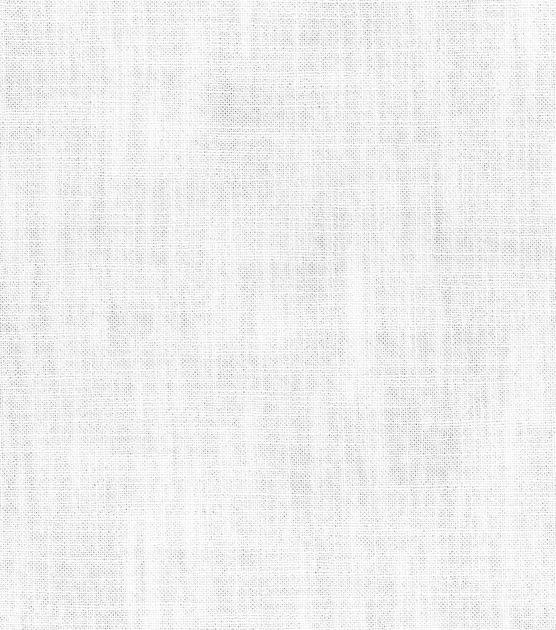 P/K Lifestyles Solid Fabric-Gramercy Solid/Snow