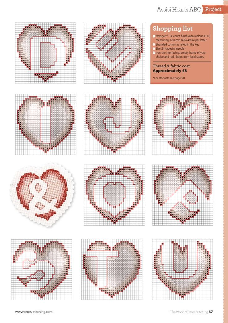 The world of cross stitching february 2016 by Camelia July - issuu