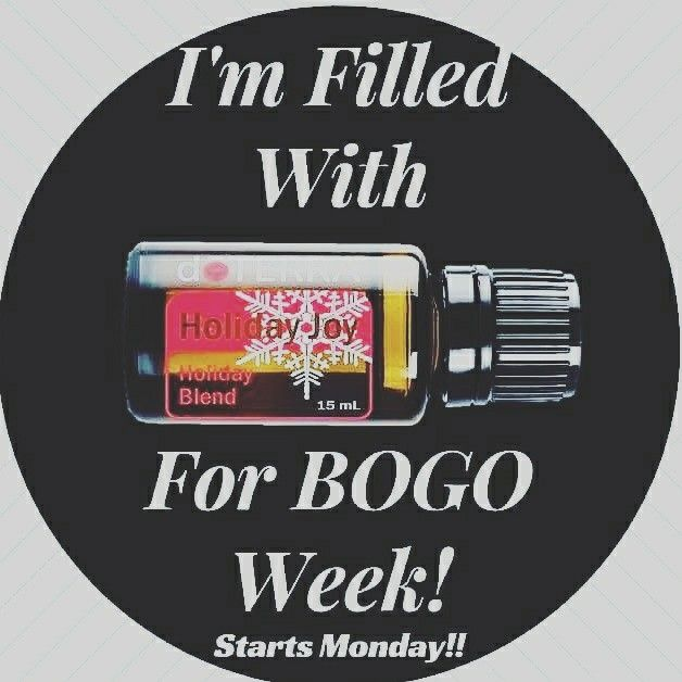 Calling all Oil Lovers!!  Whether you are a member or not, I'm extending dōTERRA's BOGOs to you! Each deal will only last for 24 hours. I will also be giving a free membership, at the end of the week, to 1 lucky person who orders at least 1 BOGO! What does a membership mean? You will have an opportunity to purchase oils at wholesale prices for 1 year! Just let me know if you want in on the deals!!