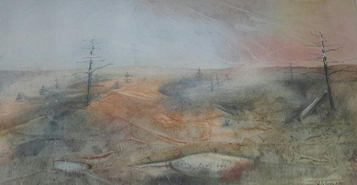 The Barrens – 14 Bells Fine Art Gallery