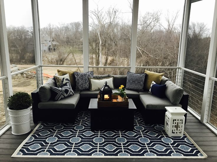 Pin By Kristen Knox On New House Porch House With