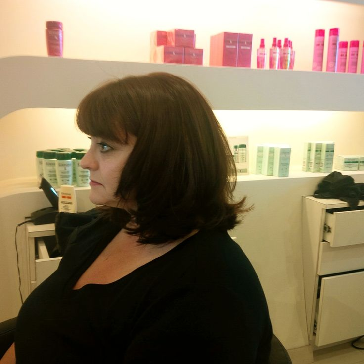 After colour and cut #1 by Michelle