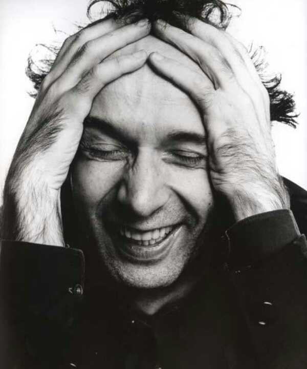 Roberto Benigni - actor, comedian, screenwriter and director of film, theatre and television