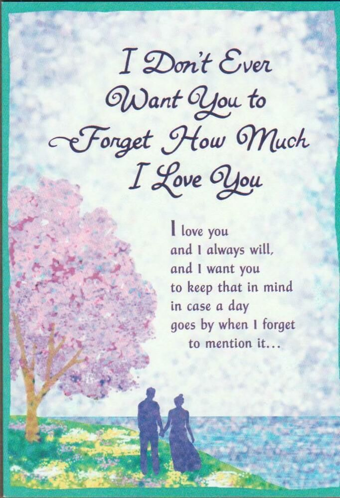 Blue Mountain Arts Greeting Card I Love You And I Always Will Romance Card Ebay In 2021 Mountain Art You And I Romance