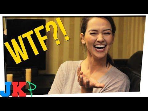 Word Battle ft. Geo Antoinette & Brandon Choi | jovideo - видео портал