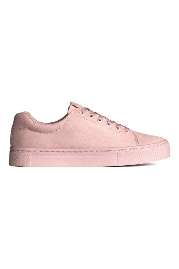 Кеды - Светло-розовый - Женщины | H&M RU