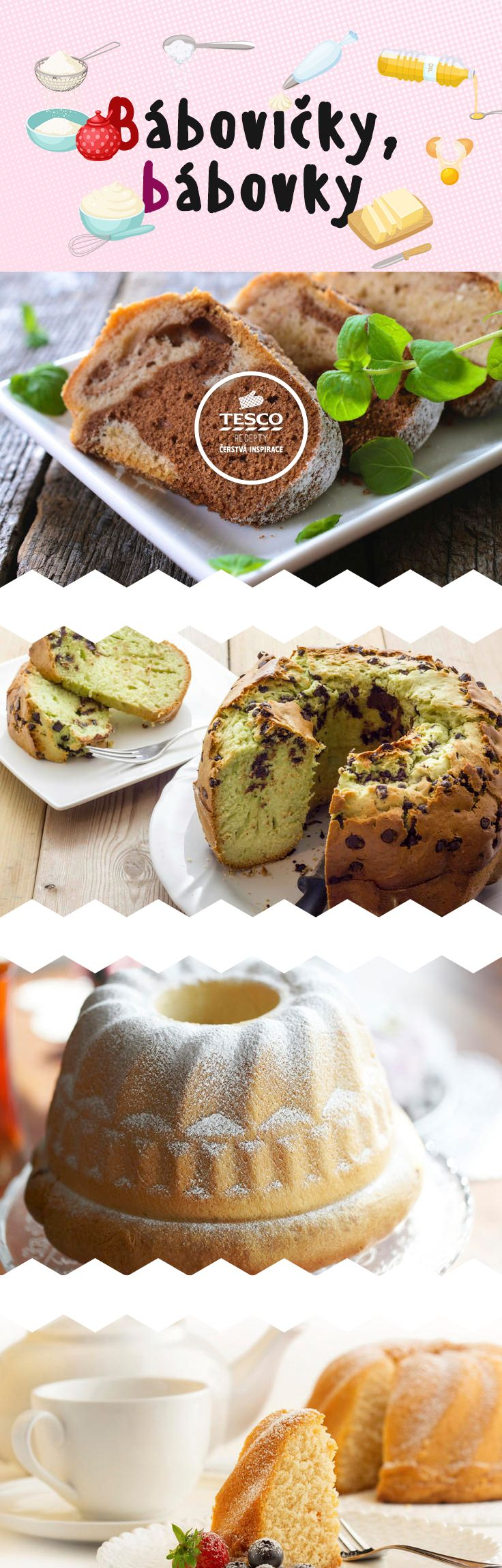 Bábovka jako od maminky.  Ke kávě nebo čaji ideální.