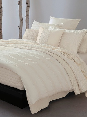 city stripe duvet cover by donna karan home