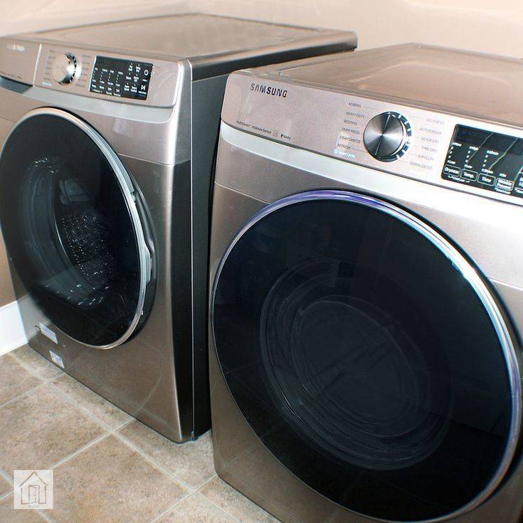 Samsung Wf45r6300 Smart Washer And Dve45r6300 Dryer Review In 2020 Smart Washer And Dryer Samsung Washer Steam Washer
