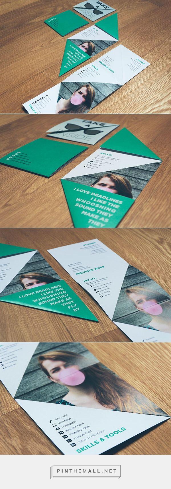Bewerben geht auch so.... Von Päda.logics! gefunden auf der Pinwand von Behance. Beratungen im pädagogischen und sozialen Berufsfeld: www.paeda-logics.ch oder www.facebook.com/paeda.logics